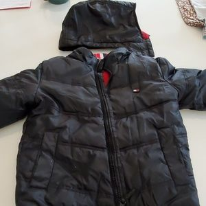 Tommy Hilfiger Boys Coat